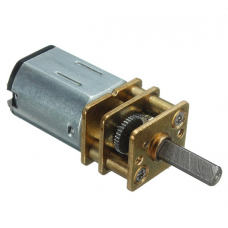 1000RPM DC 6V Mini Metal Gear Motor With Gear wheel
