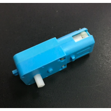 DC 3V - 6V single Axis Motor 48:1