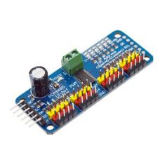 16 Channel 12-bit PWM/Servo Driver-I2C module
