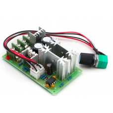 60V 20A Motor Speed Regulator Controller PWM