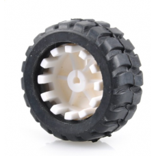 42mm Rubber Tires