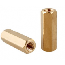 Female Spacer Brass M3*10mm