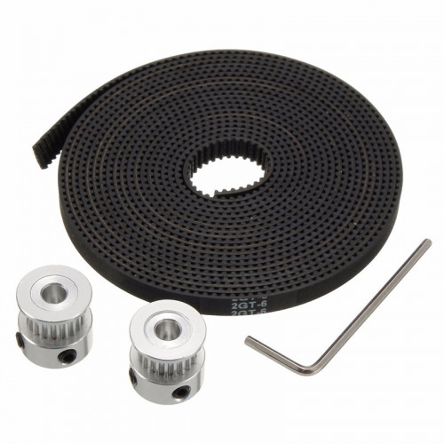 GT2 Timing Belt Pulley 6mm