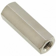 Hex Standoff F/F - 2.5mm Thread, 6mm Length