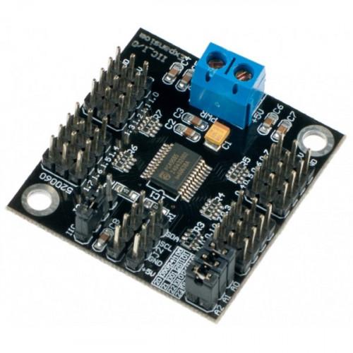 IIc to GPIO Shield v2.0