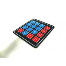 Sealed Membrane 4x4 Keypad