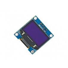 4pin128X64 OLED LCD LED Module 0.96 - -White Color