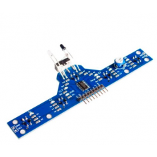 Five Channel Infrared Detection Tracing Photoelectric Sensor Tracking Module