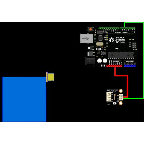 Non-contact Liquid Level Sensor For Arduino 12 10