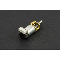 Micro Metal Geared motor wEncoder - 6V 310RPM 501