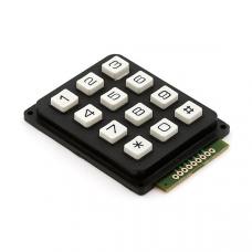 4 x 3 Keypad - 12 Buttons