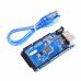 Arduino MEGA 2560 R3+USB Cable
