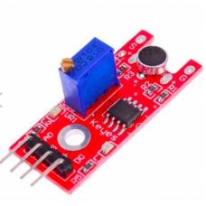 4pin Mini Voice Sound Detection Sensor