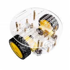 2WD Circular Robot Kit