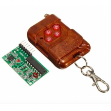4 Channel Wireless Remote Control Kits