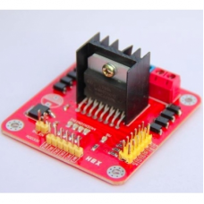 Dual H Bridge DC Stepper Motor Driver Board