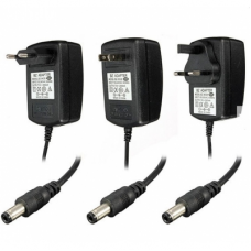 9V 2A EU Plug Adapter