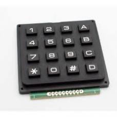 4 X 4 Matrix Keypad 16 Buttons