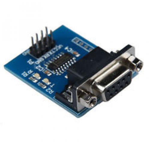 RS232 to TTL Serial Port Converter Module