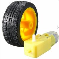 1 Set Wheel & Motor