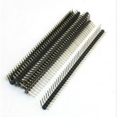 2.54mm Right Angle 40 Pin Header