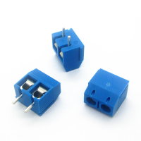 2Pin 5.08mm Plug-in Screw Connector