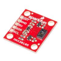 Particle Sensor Breakout - MAX30105 Heart rate-SpO2