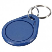 RFID 13.56Mhz IC Tag Token Key Ring