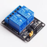 5V 2-Channel Relay Board Module