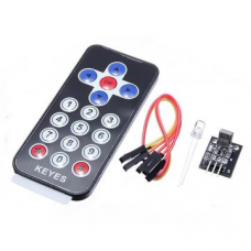 Infrared IR Receiver Module WRL Remote Control ArduinoKit