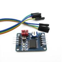 PCF8591 Module ADDA Converter 4pin F-F CAB