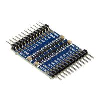 Bi-Directional Logic Level Converter 8-Ch 3.3V To 5V
