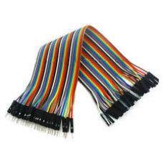 Jumper wires 40P 30cm MF