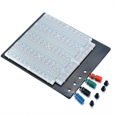 Breadboard plate power