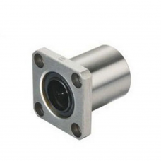 LMK8UU 8mm Square Flange Type Straight Line Linear Bearing