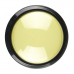 Big Dome Pushbutton - Yellow