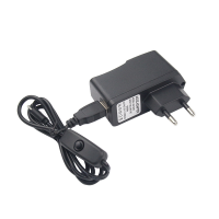 Wall adapter Power 5V 2.5A for Rasp. Pi