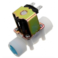 G34 12V PP Normally Closed Solenoid Valve Water Diverter Device