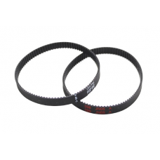 GT2 Timing Belt Loop Rubber 6mm Width 2mm Pitch 400MM