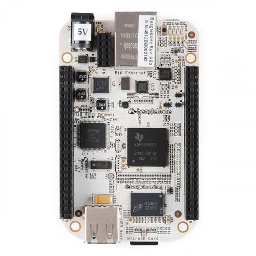 BeagleBone White 173 85 - Other Single Board Computers by