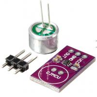Electret Microphone Amplifier Development Board