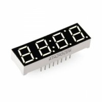 0.36inch 4 7-Segments Display common Anode