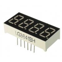 0.36inch 4 7-Segments Display common cathode