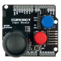 Input Shield For Arduino Joystick