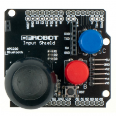 Input Shield For Arduino Joystick
