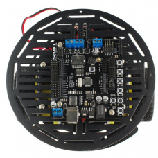 Prototyping Plate (round)
