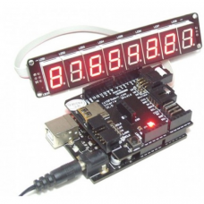 3-Wire LED Module 8 Digital (Arduino Compatible)
