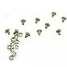 10 sets M3  5 mounting screws