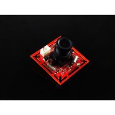 0.3M pixel serial JPEG camera module