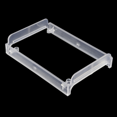 Enclosure for pcDuinoArduino - Extension Plate (Clear)